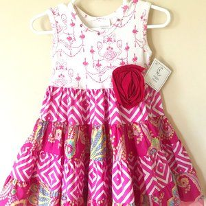 NEW Hard to Find Giggle Moon 3T Dress/Tunic